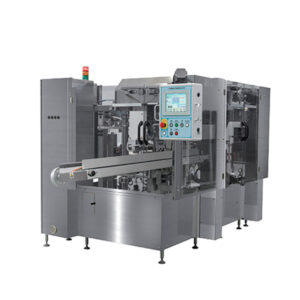 General Packer: High-performance automated bag filling and sealing packaging machine